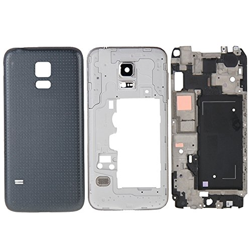 High-end Best Replacement Parts Full Housing Cover(Front Housing LCD Frame Bezel Plate + Middle Frame Bazel Back Plate Housing Camera Lens Panel + Battery Back Cover) Compatible With Samsung Galaxy Al