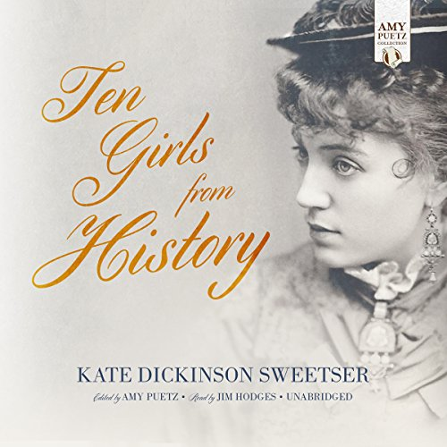 Ten Girls from History audiobook cover art