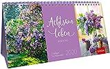 Achtsam leben jeden Tag 2020: 3-teiliger Tischkalender mit Monatskalendarium - Groh Redaktionsteam