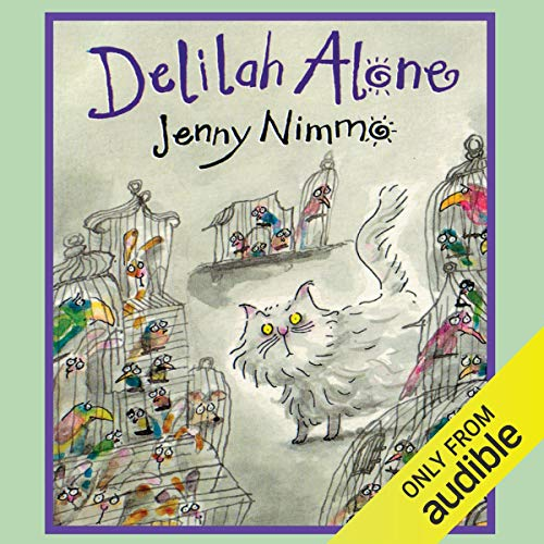 Delilah Alone cover art
