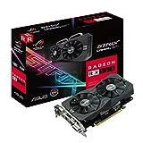 ASUS ROG Strix Radeon RX 560 16CU 4GB Gaming GDDR5 DP HDMI DVI AMD...