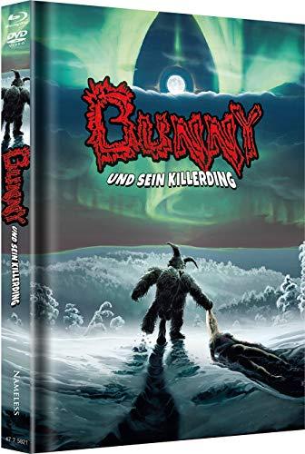 Bunny und sein Killerding - Mediabook - Cover A - Original - Limited Edition auf 333 Stück - Uncut  (+ DVD) [Blu-ray]