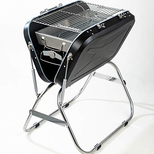N/H Portable Charcoal Barbecue Grill