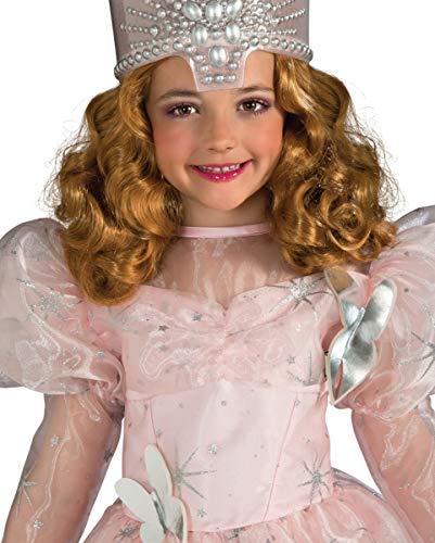 Horror-Shop Perruque pour enfants Glinda