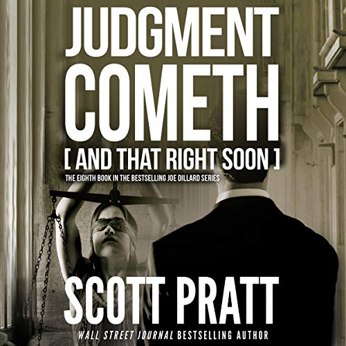 Judgment Cometh (and That Right Soon) audiobook cover art