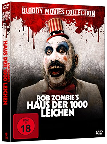 Rob Zombie's Haus der 1000 Leichen (Bloody Movies Collection)