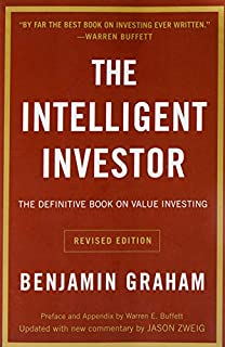 The Intelligent Investor: The Definitive Book on Value Investing (0060555661) | Amazon price tracker / tracking, Amazon price history charts, Amazon price watches, Amazon price drop alerts