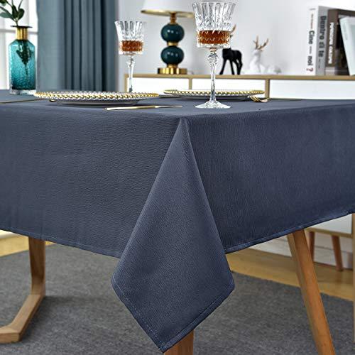 mantel azul de la marca SASTYBALE