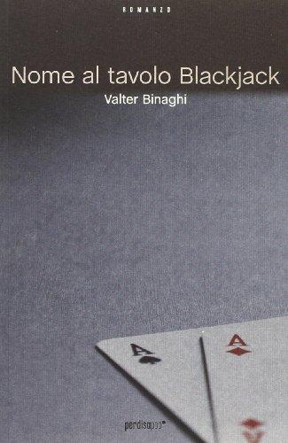 Nome al tavolo Blackjack