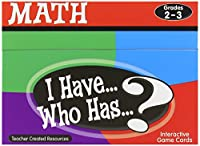 I Have... Who Has...? Math: Grades 2-3