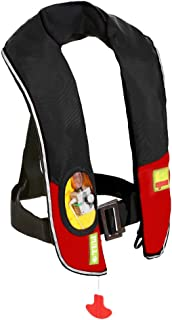 Premium Quality Automatic/Manual Inflatable Life Jacket Lifejacket PFD Life Vest Flotation Suit Inflate Survival Aid Lifesaving PFD New