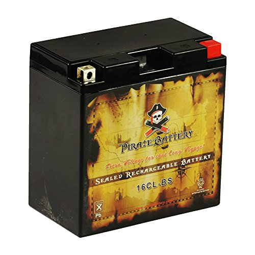Rechargeable YB16CL-B Jet Ski Battery Replacement for YAMAHA Wave Runner All CC 87-'09, Kawasaki, Polaris, ATV's