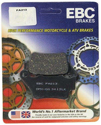EBC Brakes FA213 Disc Brake Pad Set