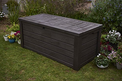 Keter Westwood 150 Gallon Deck Box Review