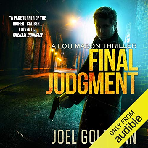 Final Judgment: A Lou Mason Thriller audiobook cover art