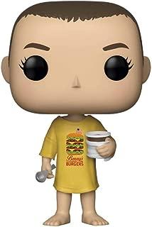Funko 35057 Pop Vinilo: Stranger Things: Eleven in Burger tee, Multi
