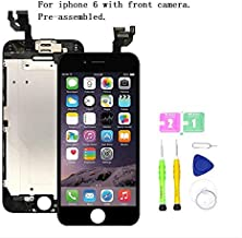 Best iphone 4 front glass replacement kit Reviews