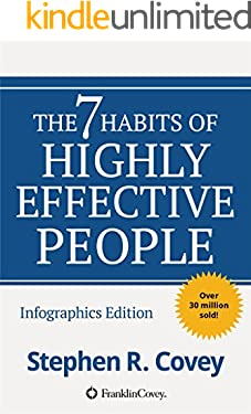 The 7 Habits of Highly Effective People: Powerful Lessons in Personal Change (Kindle Edition with Audio/Video)