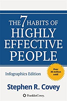 The 7 Habits of Highly Effective People: Powerful Lessons in Personal Change by [Stephen R. Covey]
