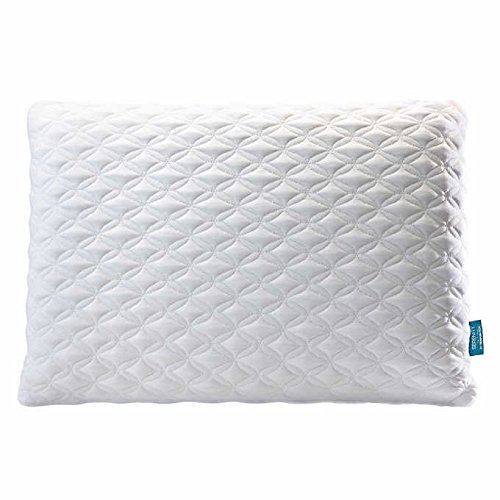 Serenity Memory Foam Bed Pillow with Soft and Breathable...