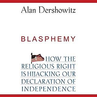 Blasphemy audiobook cover art