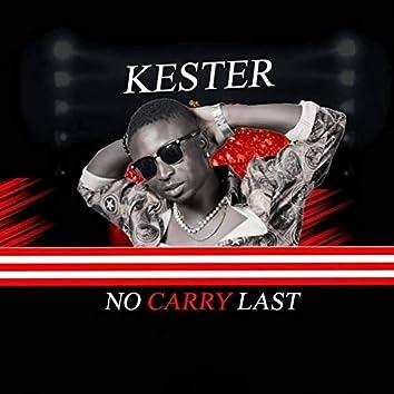 No Carry Last