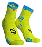 COMPRESSPORT SH3T2FY Calcetines, Sin género, Blanco, 2XL