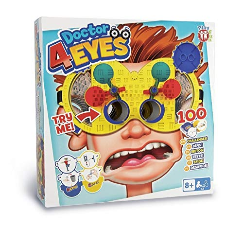 Play Fun- Doctor 4 Eyes (IMC Toys 93584IMI)