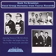 Back To Brooklyn: Vocal Group Harmony Taurus / Var