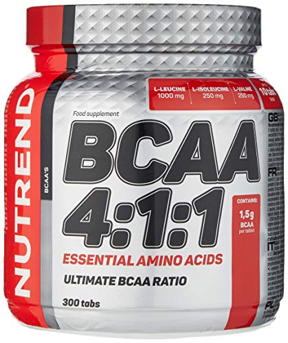 NUTREND BCAA 4:1:1 Tablet, 300-Count