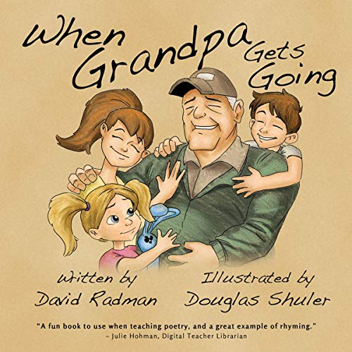 When Grandpa Gets Going cover art