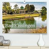 Bad Kissingen UNESCO Welterbe (Premium, hochwertiger DIN A2 Wandkalender 2022, Kunstdruck in Hochglanz): Elf Great Spas of Europe ausgezeichnet (Monatskalender, 14 Seiten )