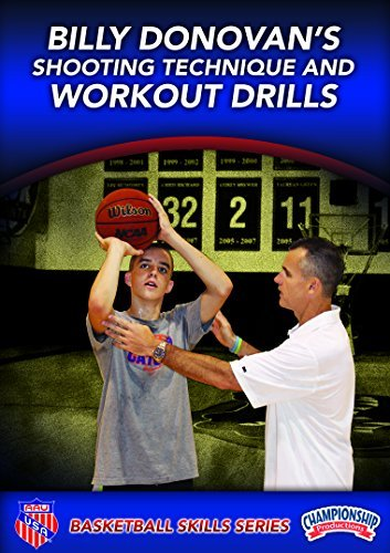 AAU Basketball Skills Series: Shooting Technique and Workout Drills (DVD) by AAU (Amateur Athletic Union)