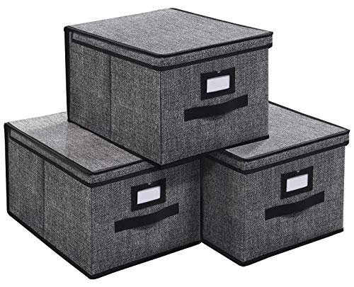 Toy Chest Storage Bins with Lid