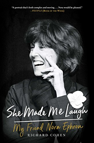 She Made Me Laugh: My Friend Nora Ephron (English Edition)
