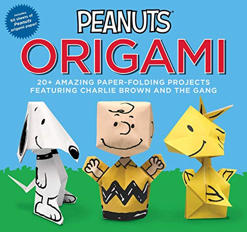 Peanuts Origami: 20+ Amazing Paper-Folding Projects Featuring Charlie Brown and the Gangの詳細を見る