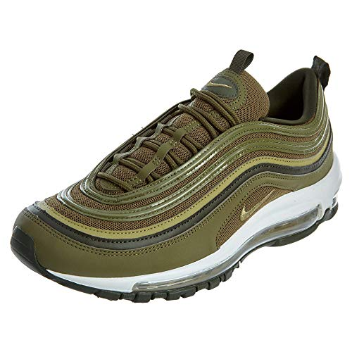 Nike W Air MAX 97, Zapatillas de Running para Mujer, Multicolor (Medium Olive/Neutral Olive/Sequoia 200), 36.5 EU