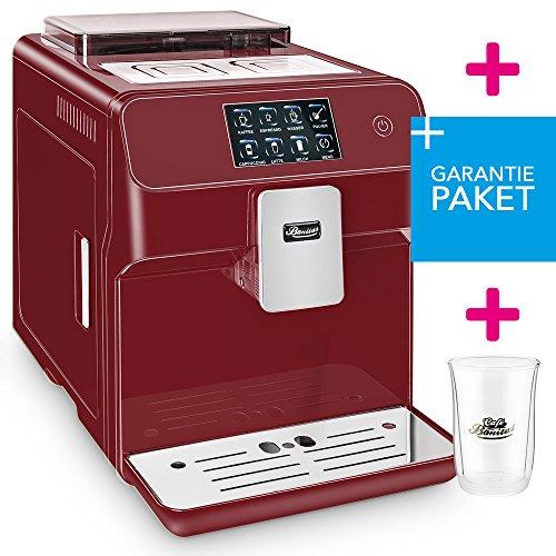 günstig ☆ One-Touch ☆ Sparen Sie 50 Euro ✔ Vollautomatische Kaffeemaschine + sicheres Wartungspaket (Garantiepaket) ✔ 1 Thermotasse… Vergleich im Deutschland