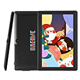 Haehne 7 inch Tablet, Android 9.0 Pie, Quad Core Processor, 1GB RAM 16GB Storage, IPS HD Display, Dual Camera, WiFi Only, Bluetooth, Black