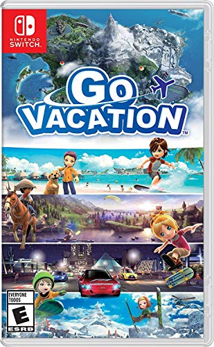 Go Vacation for Nintendo Switch [USA]