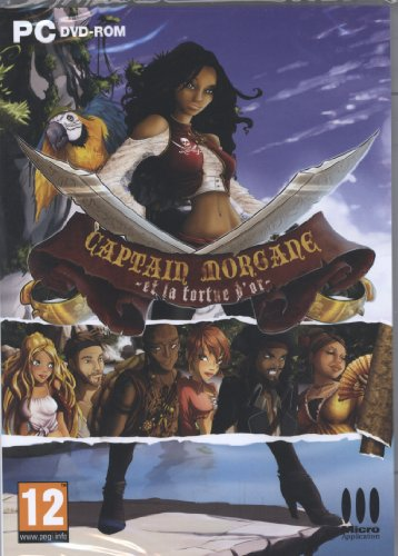 [UK-Import]Captain Morgane and the Golden Turtle Game PC