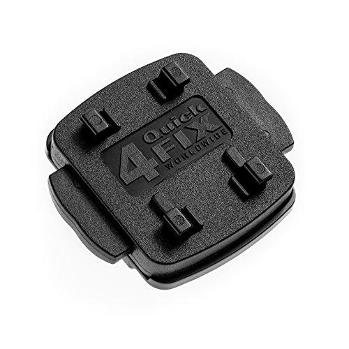 TAHUNA Fix Original Fahrradhalterung Kabelbinder 90 grad für Teasi one / one² / one³ / one³ extend / Pro / Core / SMART.T Power , schwarz