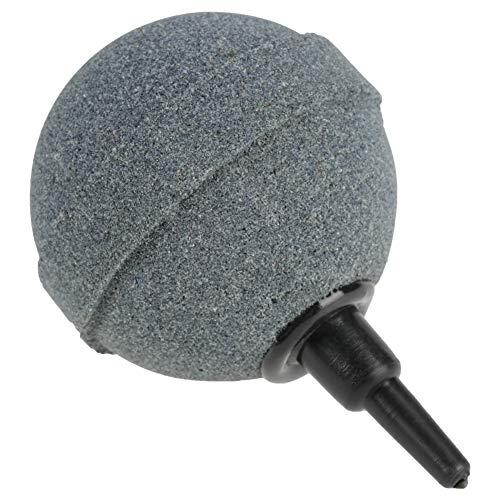 Homeriy Aquarium Bubble Diffuser 10PCS Durable Round Air Stones-Bubble Ball for Hydroponics Aquarium