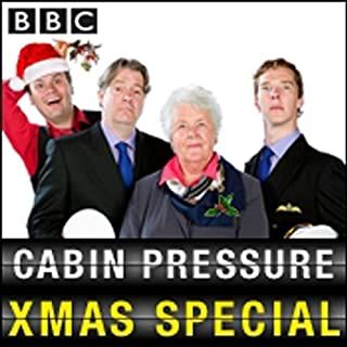 Cabin Pressure: Molokai (Christmas Special 2010)                   By:                                                                                                                                 John Finnemore                               Narrated by:                                                                                                                                 Stephanie Cole,                                                                                        Benedict Cumberbatch                      Length: 27 mins     721 ratings     Overall 4.9