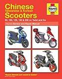 H4768 Haynes Chinese Taiwanese Korean Scooter Repair Manual