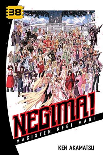 Negima! 38: Magister Negi Magi