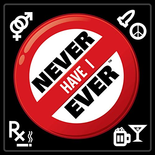 Never Have I Ever | Adult Party Drinking Game - This is The Verbal Game You Know and Love Turned into a Fun Board Game