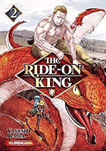 The ride-on King Edition simple Tome 2