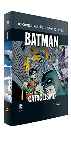 Cataclismo - Coleção Dc Graphic Novels