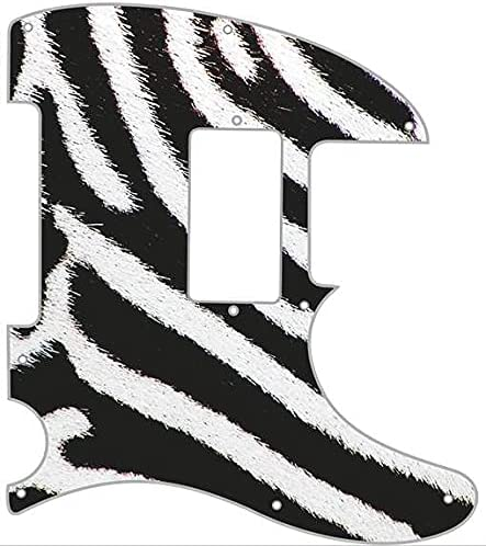 Custom Graphical Pickguard Opening large release sale to fit Popular brand in the world HUMBUCK Telecaster Fender Tele